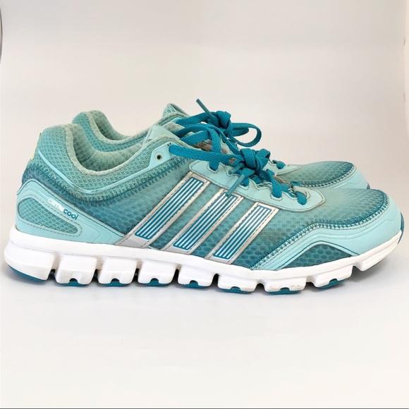 Adidas ClimaCool Running shoes women's, sz 9
